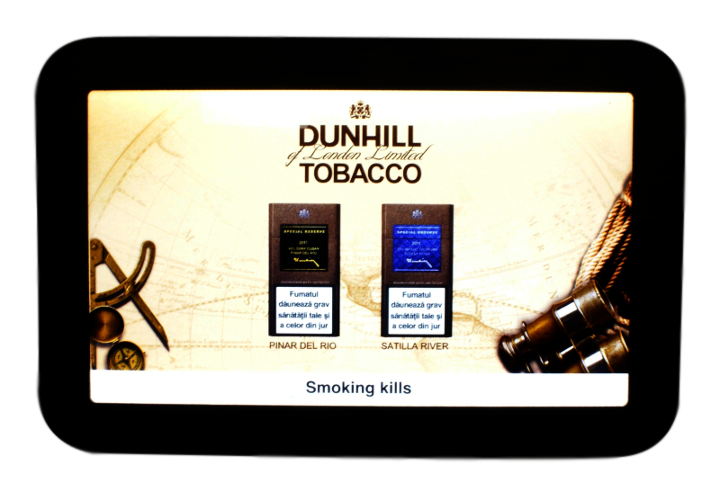 Dunhill Counter Display Image