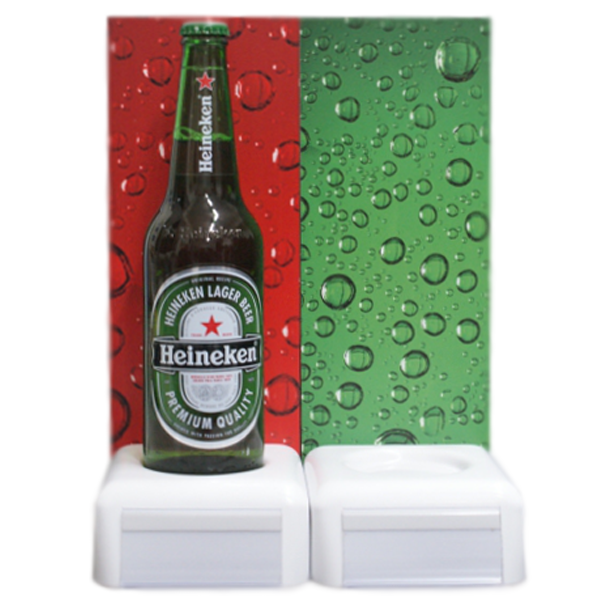 Heineken Counter Display Image